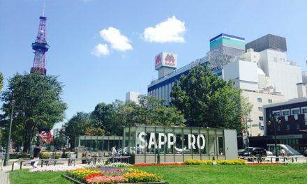 Découvrir Sapporo sur l'île de Hokkaido au Japon