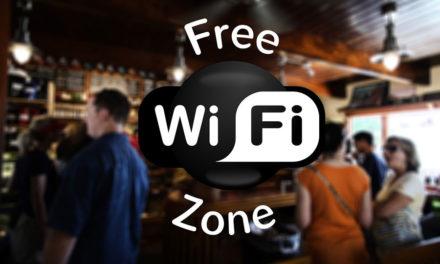 Profiter du wifi en vacances