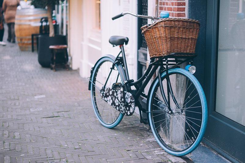Orléans à vélo lors des fêtes de Jeanne d'Arc