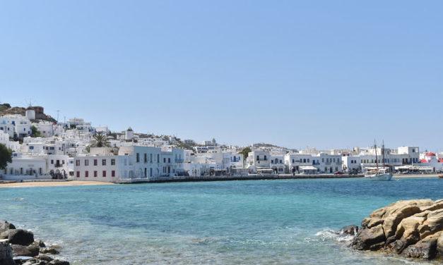 Quelles îles grecques pour vos vacances cet été ?